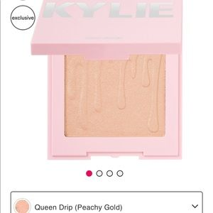 Kylie illuminating